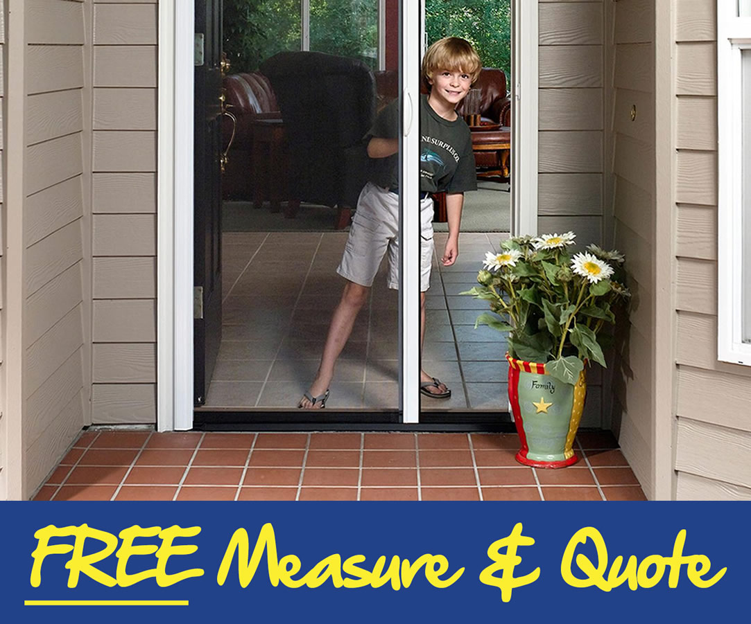 best door screen installer sydney